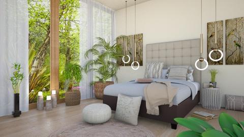 Bedroom - by BibiMarton