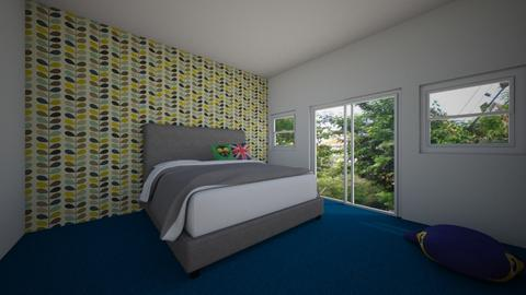 Prueba 12th - Kids room  - by clasesytutorias