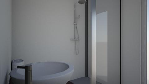 efgdfffg - Bathroom - by meowmeowface