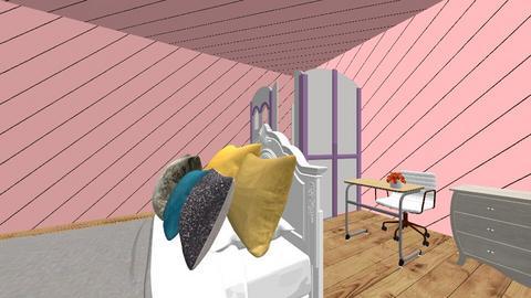 Lovely room - by ZainaKashif