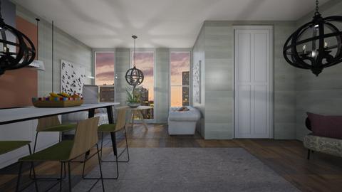 Mini Apartment - Modern - by Shady_Design