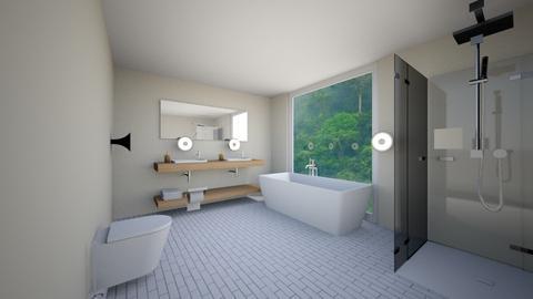 Bathroom - Bathroom  - by selen92