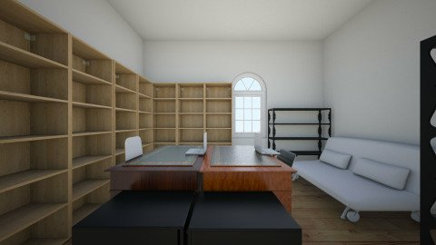 office concept - Minimal - Office  - by joshuakimba