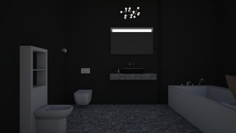 Jess bathroom - Eclectic - Bathroom  - by The dark one