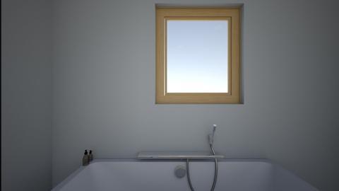 Banheiro moderno  - Modern - Bathroom  - by Lara Soler Ghelere