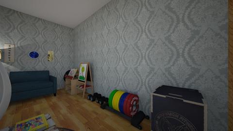 2 Suited Living Room - Living room  - by haenamiese_61