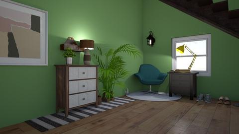 Room - by DerpyMoggins