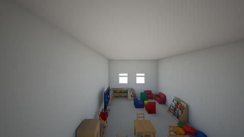 daycare - Kids room - by TVACDUFBZYHAYTVRAPCKPBLHKWTWWFC