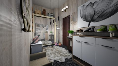 Cabina Armadio - Bedroom  - by Sara87