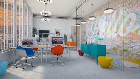 Playful Office 2 - Office - by jjp513