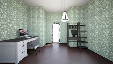 Oficina - Modern - Office  - by Kamila  Mendoza