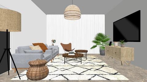 1260  - Living room  - by hanantt