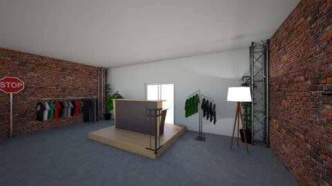 MODRN WINKEL - Office  - by bodortland