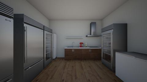kitchen1 - by Anderson Fernando Argueta