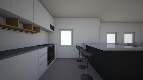kuhinja - Modern - Kitchen - by vorda144