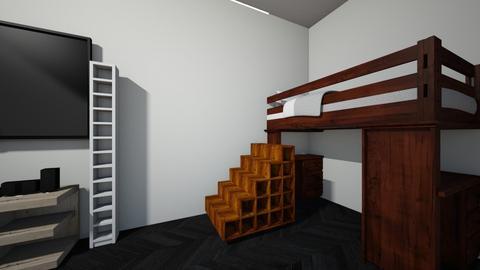 mix - Modern - Bedroom  - by fabricio334244