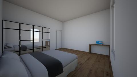 Classic room - Classic - Bedroom  - by benjamyn_cat