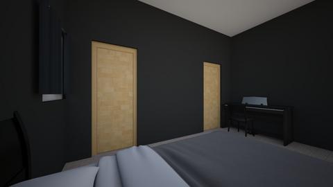My room - Bedroom  - by Davina_Abrokwah
