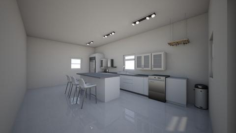 Contemporary Kitchen  - Kitchen  - by RachelWatson