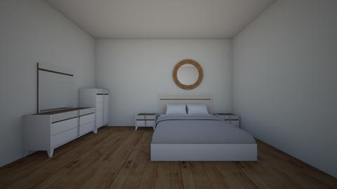 17 nov - Bedroom - by dindayudvina