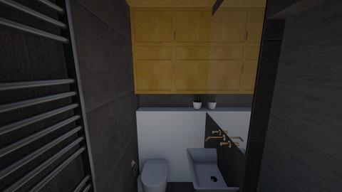 Final Slate - Bathroom - by RachDyer