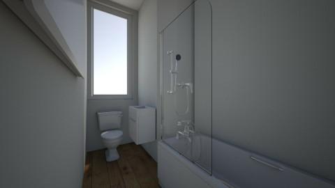 mcRoadbathroom - Classic - Bathroom  - by vivwatoo