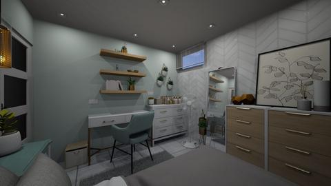 sarah room - Bedroom - by queseiraseira