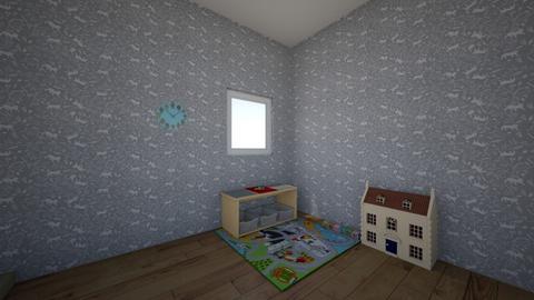 speelruimte - Kids room  - by chelnicia
