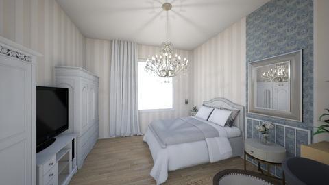bedroom wood 2 - Bedroom  - by zebr95