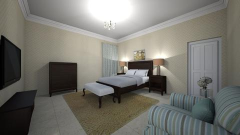 guest room - Bedroom  - by lorenz
