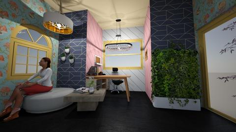 Green Work - Office - by piyatida