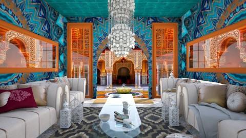 Moroccan Style by Uroosa - Classic - by Uroosa Bint E Haroon