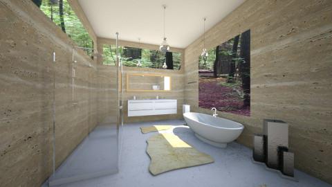modern - Minimal - Bathroom  - by Ali Ruth