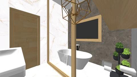 Dana Goldenberg - Bathroom - by danagold23