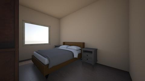 Bedroom - Bedroom  - by Dya06