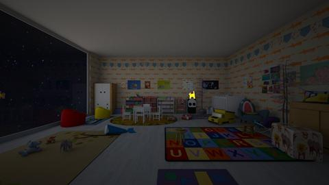 Baby room - Kids room - by Ninorucska