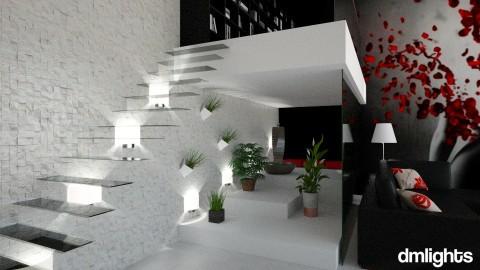 BRW 2_L - Modern - Living room - by DMLights-user-1545584