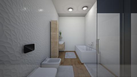 Little Cabin Bathroom - Bathroom  - by daniamallen