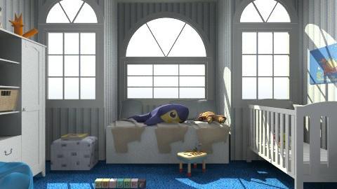 baby - Kids room  - by rasty
