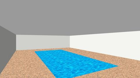 Swimming Pool Ideas - Modern - Bathroom  - by alonatech_2nd