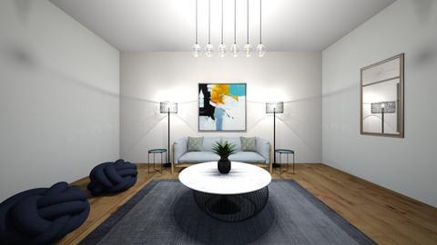 floor lamp - Modern - Living room  - by palesa_khibab