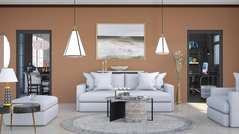 BL - Living room  - by milyca8