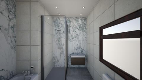 Charlotte bathroom - Bathroom - by Zeimisk