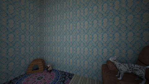 Cat Room - Living room  - by sonechka2661