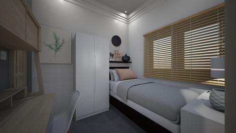 Mia Bedroom 5 - Bedroom - by selperu