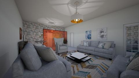 33333 - Living room - by Gisele Ferreira Buenos