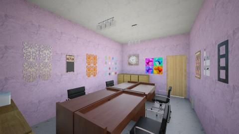 HR1 - Classic - Office  - by cjmola