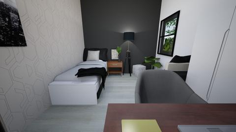 Tween Bedroom - by ShadySkills13