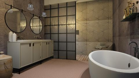 lavender - Modern - Bathroom  - by Ripley86