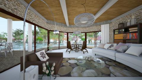 BotH - Modern - Living room  - by Saj Trinaest